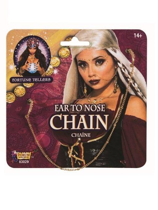 Fortune Teller Ear/Nose Chain