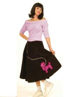 Sock Hop Top Pink
