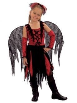 Goth Spider Fairy