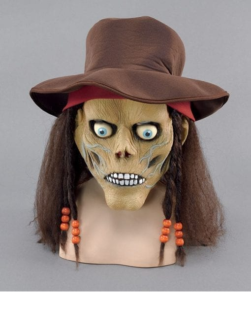 Zombie Rubber Mask