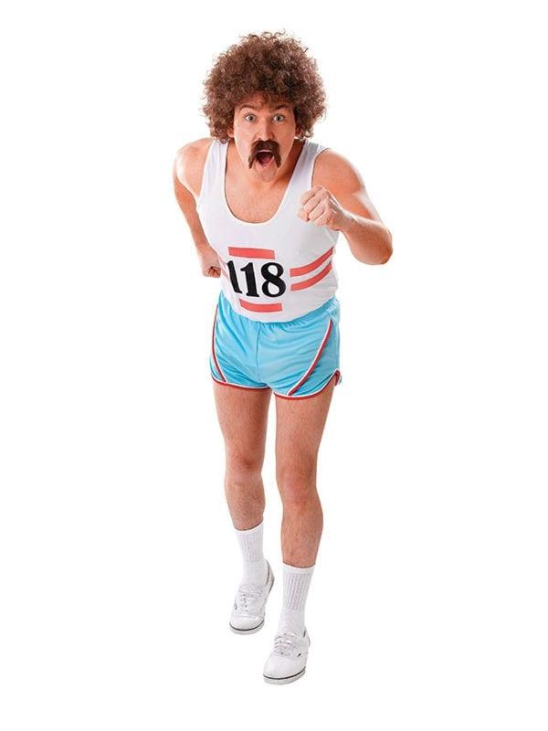 118 Style Running Vest & Shorts