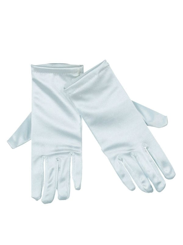 Deluxe Satin 9'' Santa Gloves