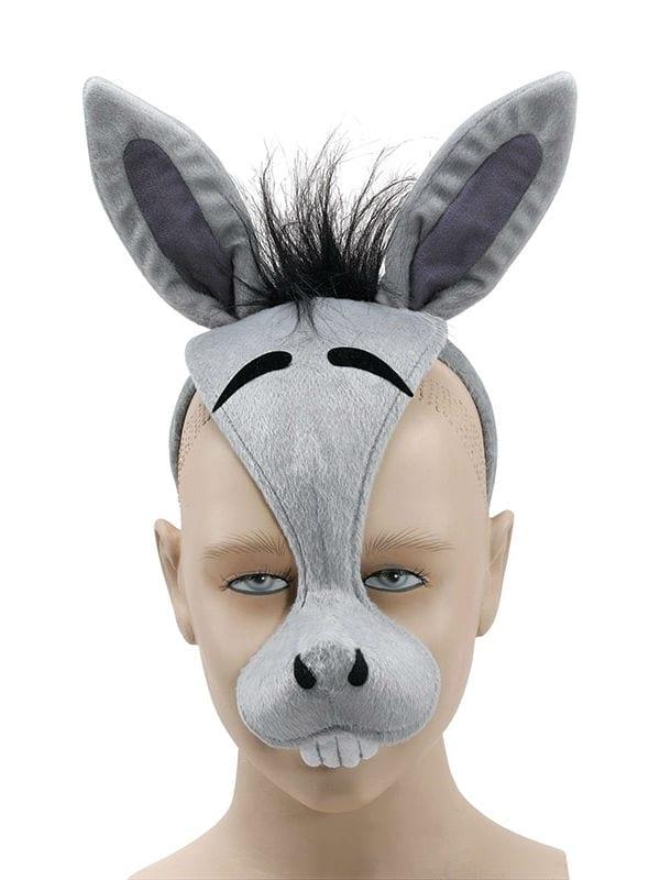 Donkey Mask With Sound