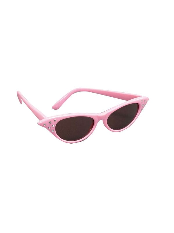 50's Female Sunglasses Pink