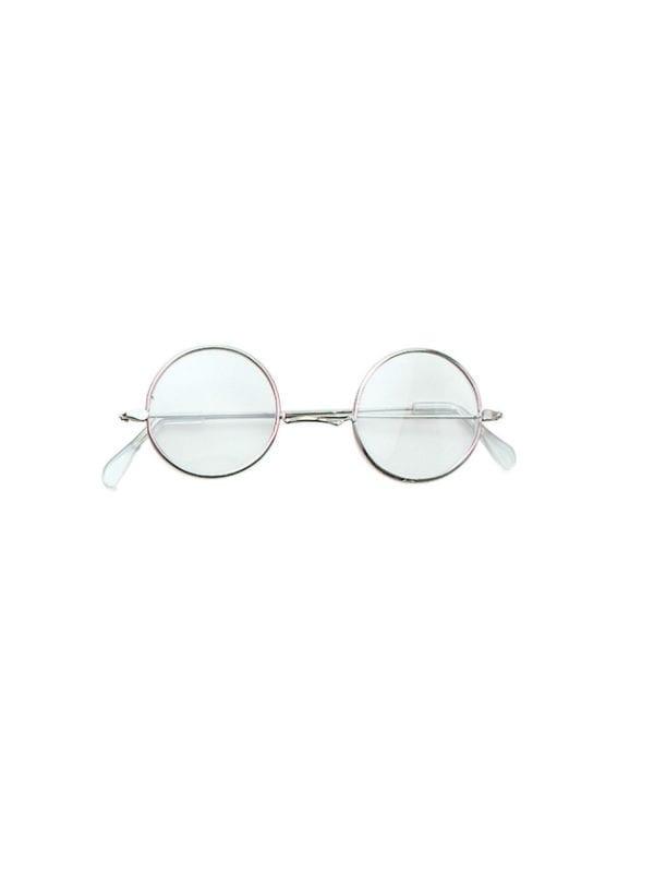 Lennon Glasses Clear Lens