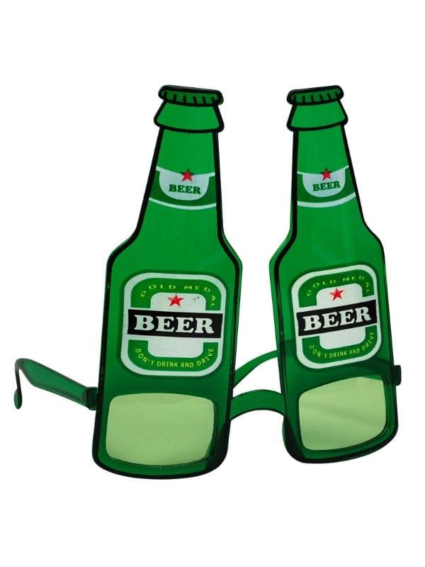 German Beer Bottle Glasses