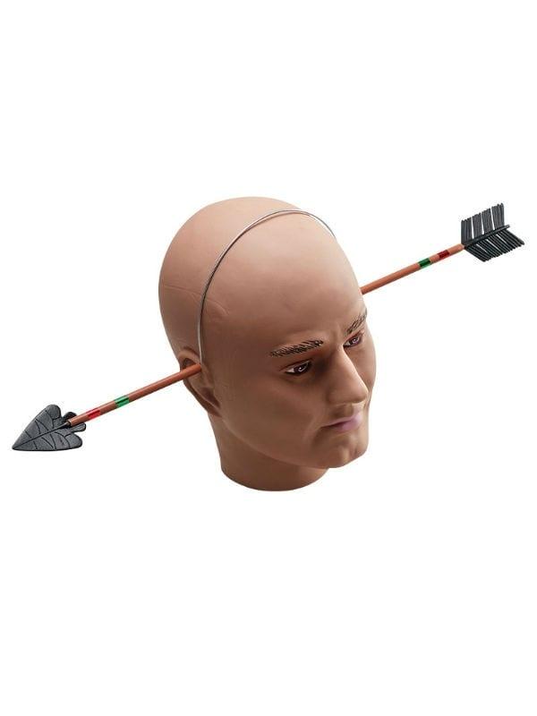 Arrow Through Head