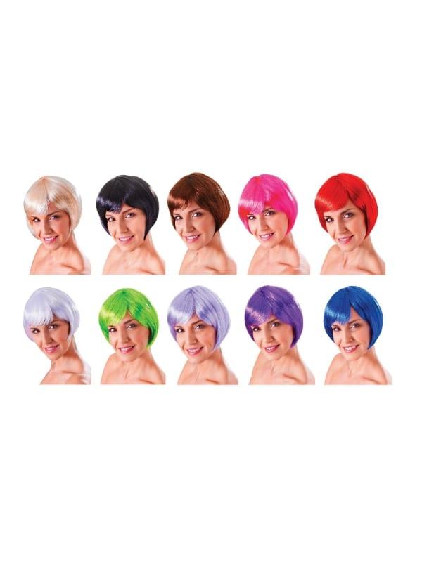 Flirty Flick Wigs