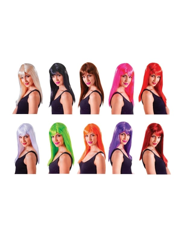Passion Long Wigs