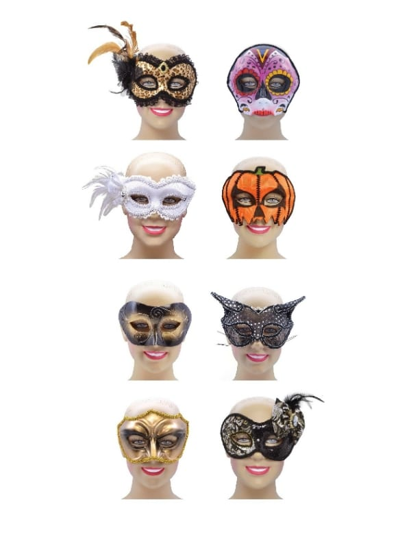 Glasses Frame Eye Masks