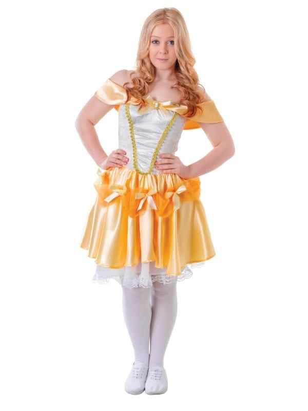 Belle Teenage Costume
