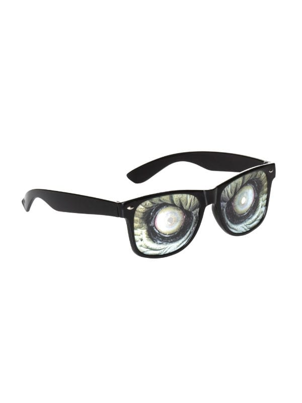 MONSTER SNAKE EYES GLASSES (2 X ASSORTED) FOR FANCY DRESS PARTY ACCESSORY