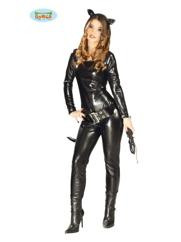 Catwoman Teen Jumpsuit Costumes R Us Ltd Fancy Dress