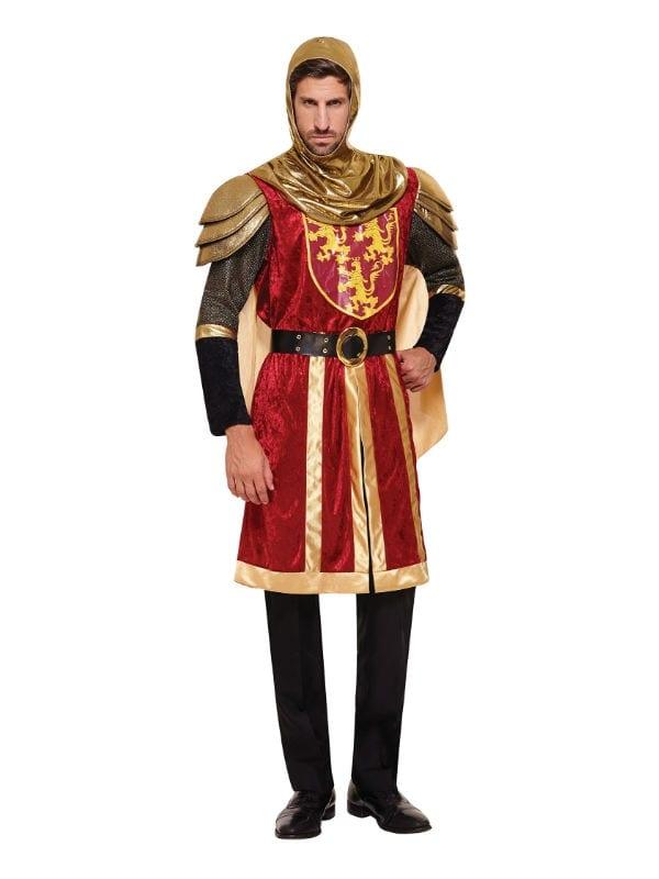ae2cdc917992d Crusader Knight Costume