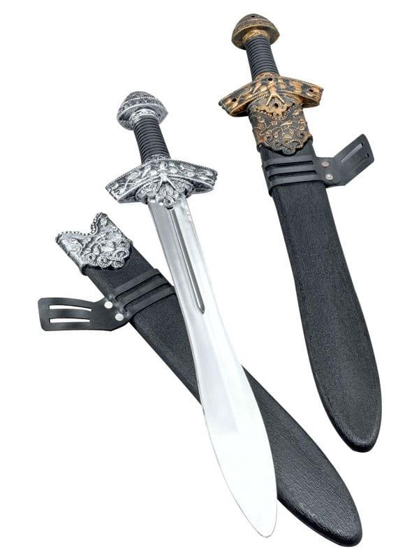 EXCALIBUR ROMAN SWORD WARRIOR SOLDIER FANCY DRESS