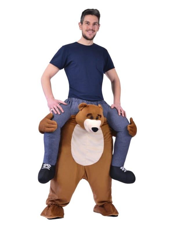 Bear Piggy Back Costume