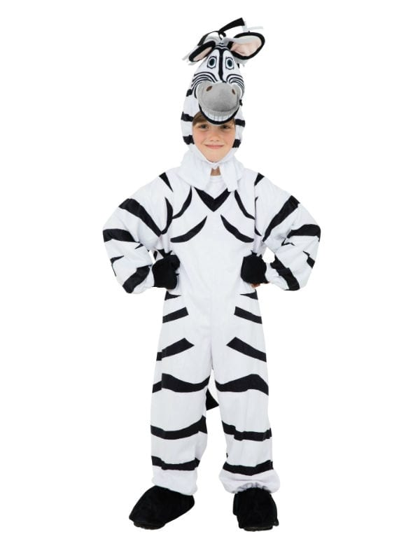 ZEBRA CHILDREN COSTUME 128CM ANIMAL NATURE WORLD PARTY FANCY DRESS  sc 1 st  Costumes R Us Ltd. & Zebra Costume 128cm - Costumes R Us LTD Fancy Dress