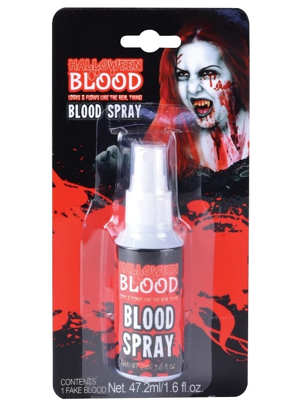 HALLOWEEN HORROR BLOOD SPRAY FOR FANCY DRESS PARTY